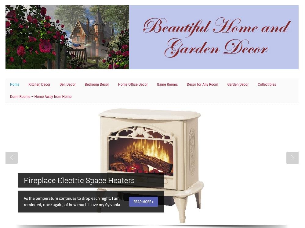 Beautiful Home & Garden Decor