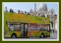 Hop on Hop off Bus in Rome