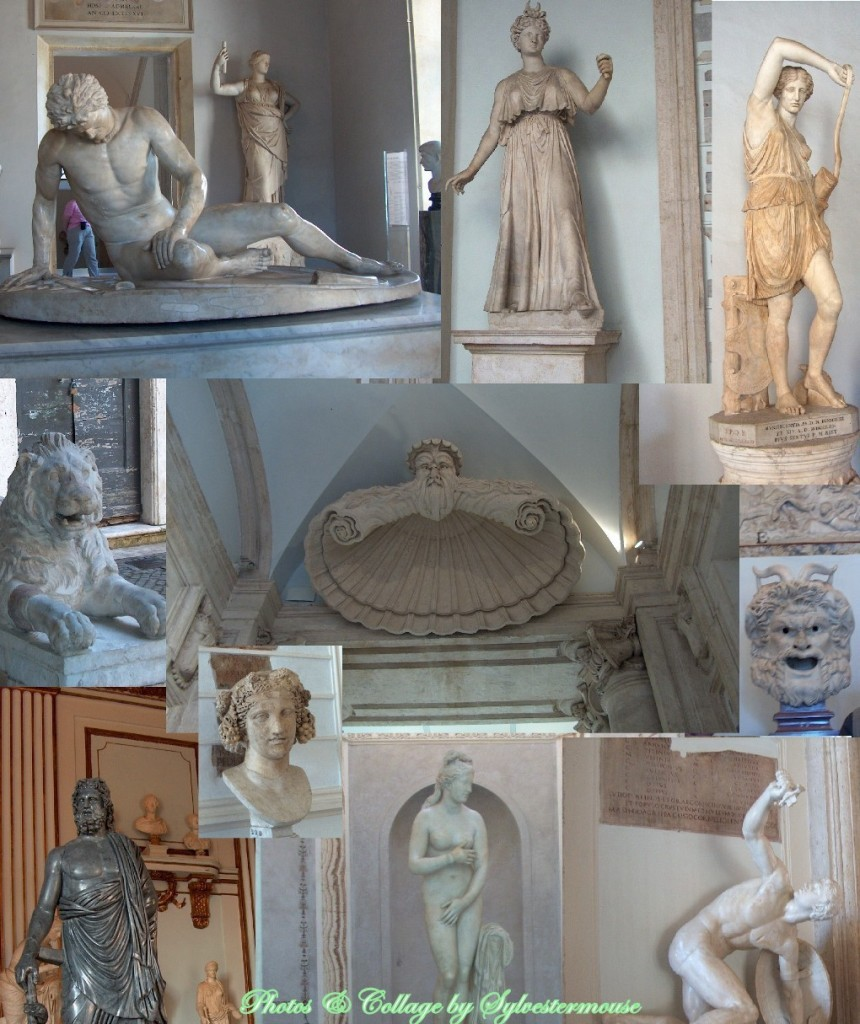 Photos from the Capitoline Museum by Sylvestermouse