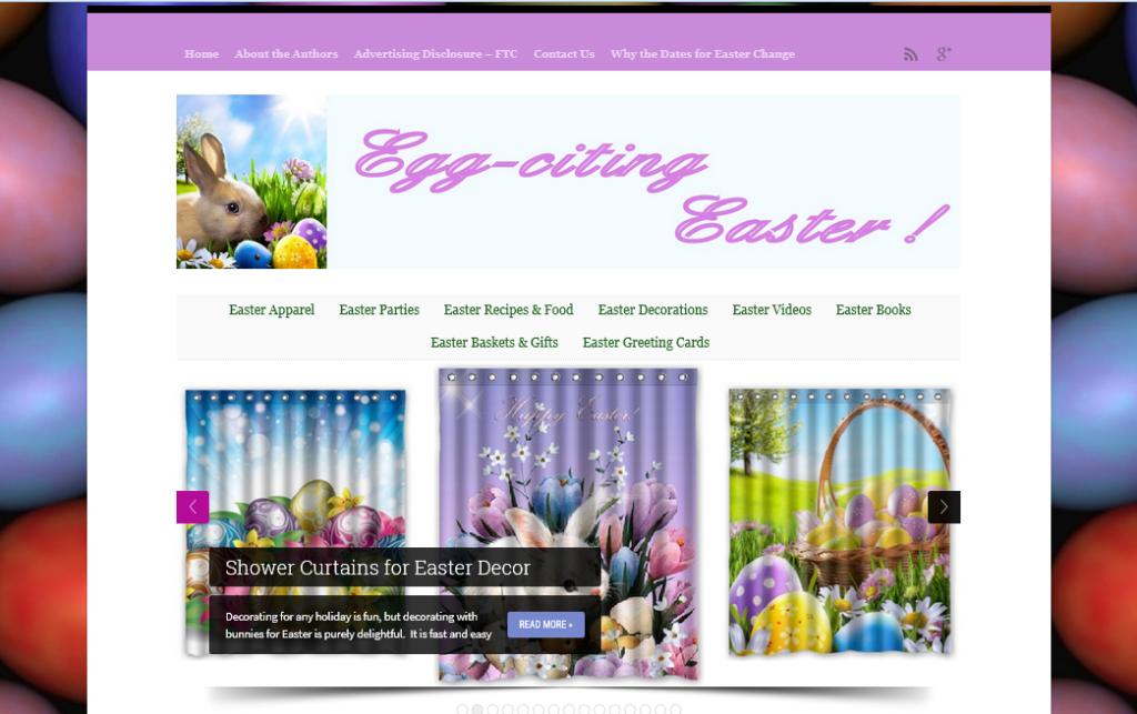 Easter Website
