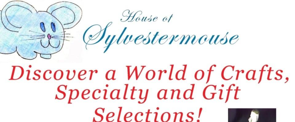 Sylvestermouse Sells Craft Kits & Patterns on Ebay