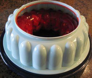 Tupperware Jello Mold