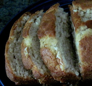 Homemade Banana Bread Recipe