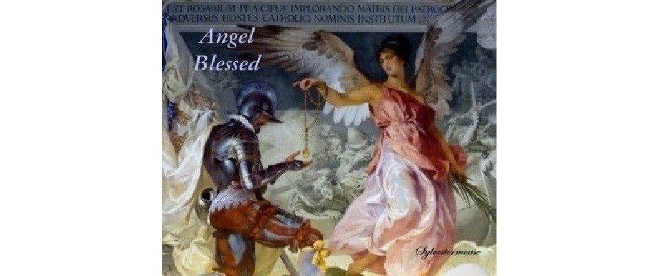 Angel Blessed