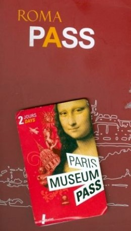 Museum Pass photo by Sylvestermouse