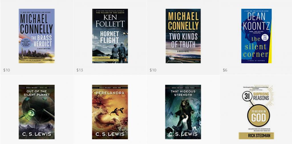 Recommended Books for Men